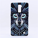 New Style Fluorescent Noctilucent 3D cute Cartoon Animal world Wolf Phone Case Cover For OPPO R9 Plus R9  R7
