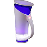 Button Magic Cup Touch Temperature Sensitive Intelligent Reminder Drink Cup New Exotic Smart Drinking Cup