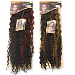 1PC Noble Gold Freedom Hair 26 Best Quality High Temperature Synthetic Hair Extensions