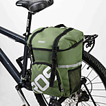 ROSWHEEL® Bike Bag 15LPanniers & Rack Trunk / Shoulder Bag Waterproof / Shockproof / Wearable Bicycle Bag PVC / 600D Polyester Cycle Bag