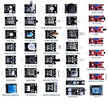 37-in-1 Arduino Sensor Module  60PCS Resistors Learning Kit
