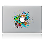 1 pezzo Anti-graffi Di plastica trasparente Decalcomanie A fantasia PerMacBook Pro 15 '' con Retina / MacBook Pro 15 '' / MacBook Pro 13