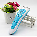 Dog Grooming Clipper & Trimmer Pet Grooming Supplies Wireless / Low Noise / Electric / Rechargeable Blue Plastic