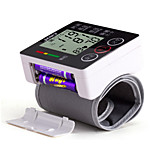 JZK ZK-891 Blood Pressure Meter Voice Intelligent Hand Wrist Sphygmomanometer Lithium Electricity