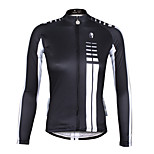 PALADIN® Cycling Jersey Women's Long Sleeve BikeBreathable / Quick Dry / Ultraviolet Resistant / Compression / Lightweight Materials /