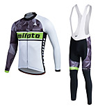 MILOTO Cycling Jersey Bicycle  Bib Tights  Pants Trousers MTB Sweat Tracksuit Shirt Bike Breathable Ropa Ciclismo