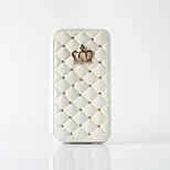 Para Funda iPhone 6 / Funda iPhone 6 Plus / Funda iPhone 5 Cartera / Soporte de Coche / Diamantes Sintéticos Funda Cuerpo Entero Funda