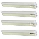 4,5 T5 Люминесцентная лампа Трубка 24 SMD 2835 360 lm Тёплый белый / Холодный белый Декоративная AC 85-265 / AC 220-240 / AC 110-130 V4