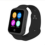 D3 Smart Watch Bluetooth Wearable Heart Rate Card MTK6261 Thermometer