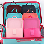 Travel To Receive Shoe Bag Three Pairs Of Shoes Double Receive A Travel Bag To Receive Bag Shoes