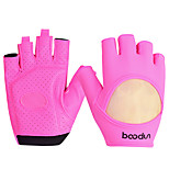 Women's Half Finger Gloves Breathable Yoga Fitness Equipment Dumbbell Riding Cyling Sports Gloves 1 Pair