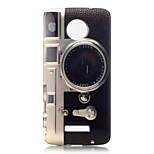 Back Cover Pattern Camera TPU Soft Case Cover For Motorola Moto Z  Moto Z Force