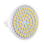 7W GU5.3(MR16) Lâmpadas de Foco de LED MR16 72 SMD 2835 600-700 lm Branco Quente / Branco Frio Decorativa 30/9 V 1 pç