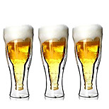 Beer Glass Double Creative 500Ml