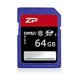 zp 64GB classe 10 SD / SDHC / sdxcmax ler speed80 (mb / s) max gravação speed20 (mb / s)