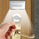 Motion-Sensing Led Key Hole Light 1 AAA Battery Required Worked Well in Dark