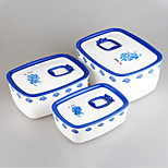 China Factory Stacking Food Container with Lid
