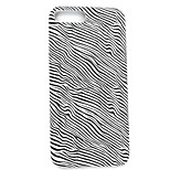 Zebra Soft PU Leather Material Phone Case for  iPhone 7 7plus 6S 6plus SE 5S
