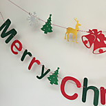 Party Banner 1Pc For Christmas Party and Shooting Props Christmas Products