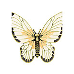 New Coming Enamel Butterfly Shape Brooches