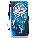 Dream Catcher PU Leather Wallet Case for Iphone7 7Plus