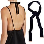 Women Unique Design Korean Style Fabric Personalized Choker Necklaces 1pc