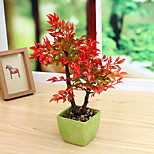 1PCS Graceful Miniascape Fake Plants Tree Home Decor Artificial Flower