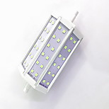 R7S 118mm 36x 2835SMD 10W Warm White / Cool White 800LM 220Beam Horizontal Plug Lights  Flood Light AC85-265V