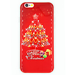 Christmas Pattern TPU Material IMD Soft Phone Case for iPhone 7 7 6s 6 Plus SE 5s 5