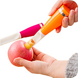 Plastic Core Seed Remover Fruit Apple Pear Corer Easy Twist Kitchen Tool(1pcs)
