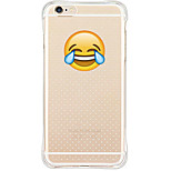 Para Funda iPhone 6 / Funda iPhone 6 Plus Antigolpes / Antipolvo Funda Cubierta Trasera Funda Other Suave TPU AppleiPhone 6s Plus/6 Plus