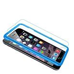 Transparenter Kunststoff Einheitliche Farbe Einfache Installation Applikator SetScreen Protector ForApple iPhone SE/5s/5c/5