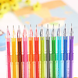 Crown Color Neutral Pen(12PCS)