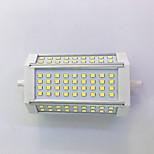 15 R7S LED Mais-Birnen T 72LED SMD 2835 680LM-800LM lm Warmes Weiß / Kühles Weiß Dekorativ AC 85-265 V 1 Stück