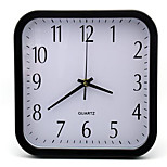 Modern/Contemporary / Casual Family Wall ClockRound Plastic 25*25*4 Indoor/Outdoor / Indoor / Outdoor Clock