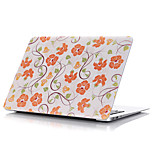 Morning Glory Color Pattern Computer Shell For MacBook Air11/13   Pro13/15   Pro with Retina13/15   MacBook12