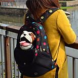 Cat / Dog Carrier & Travel Backpack Pet Carrier Bag Portable / Breathable Oxford Black / Green / Blue / Pink