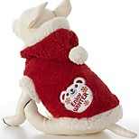 Lovely Keep Warm Bear Patterns Pet Coat