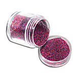 10g Shining Sugar Glitter Dust Powder Nail Art Decoration Acrylic Nail Glitter Powder #533-542