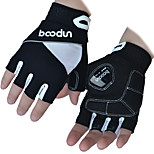 Riding Gloves Half Finger GEL Silicone Damping Men and Women Slip Gloves Bicycle Cyling Equipment Sports Gloves 1 Pair