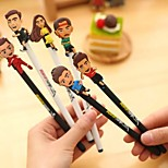 Run Brother Neutral Pen(12PCS)
