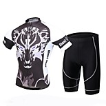 XINTOWN Pro Cycling Jersey Men Team Wolf Bike Short Sleeve Clothing Set Bicycle Wear Suit Shorts S-XXXL
