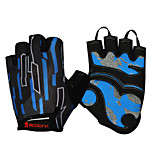 2016 New Silicone Riding Cycling  Gloves Half Finger Exercise Sports Gloves For Men and Women 1 Pair