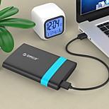 Orico 2,5 pollici iniziare portatili mobili disco rigido casella strumenti gratuiti di serie SSD solido hard disk box colore casuale