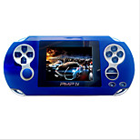3.0 inch Portable Game Player Handheld Game Consoles PMP4 Supports nes Games TF card/Video/Music/Picture/E-book
