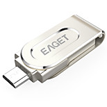 EAGET V88 64G 360 Rotation USB3.0/OTG Flash Drive U Disk for Mobile Phones Tablet PC Mac/PC