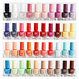 8ml BK Quick Drying Quick Dry Nail Polish Colors Color Wweet Candy Colored Green Nail Polish