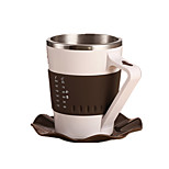 Smart Cup Intelligent Stainless Steel Automatic Timer To Remind The Insulation Cup (Random Delivery)