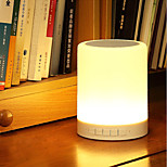 jiawen Intelligent wireless Bluetooth 4.0 music speaker LED desk lamp DC 5V  Music Player Dimmable Nightlight