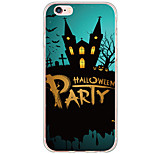 Halloween Pattern Cartoon PC Hard Case For Apple iPhone 6s Plus 6 Plus iPhone 6s 6 iPhone SE 5s 5